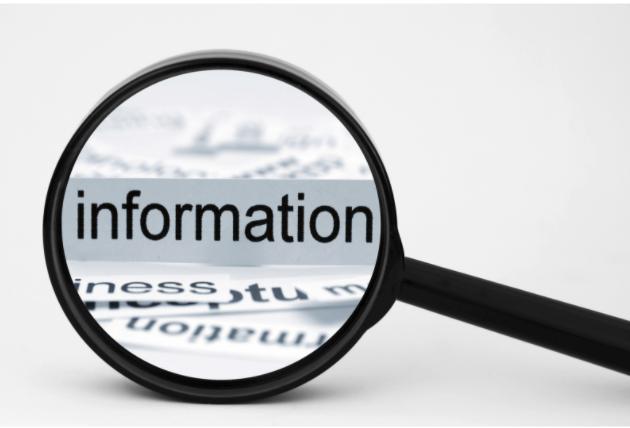 information transparence