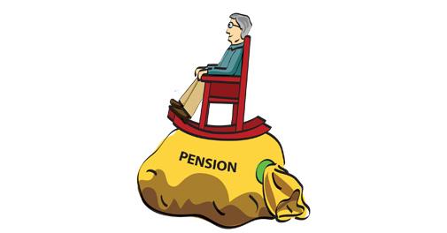 pension assurance groupe ancien employeur