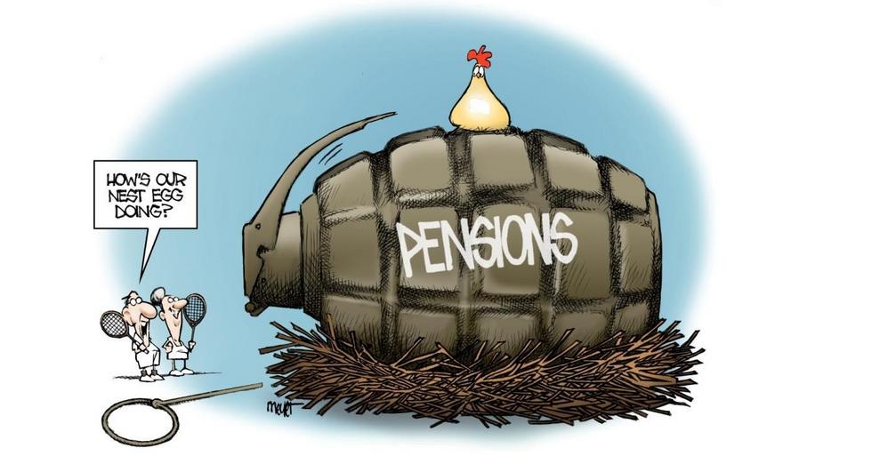 externalisation promesse interne pension