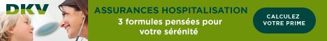 DKV hospitalisation