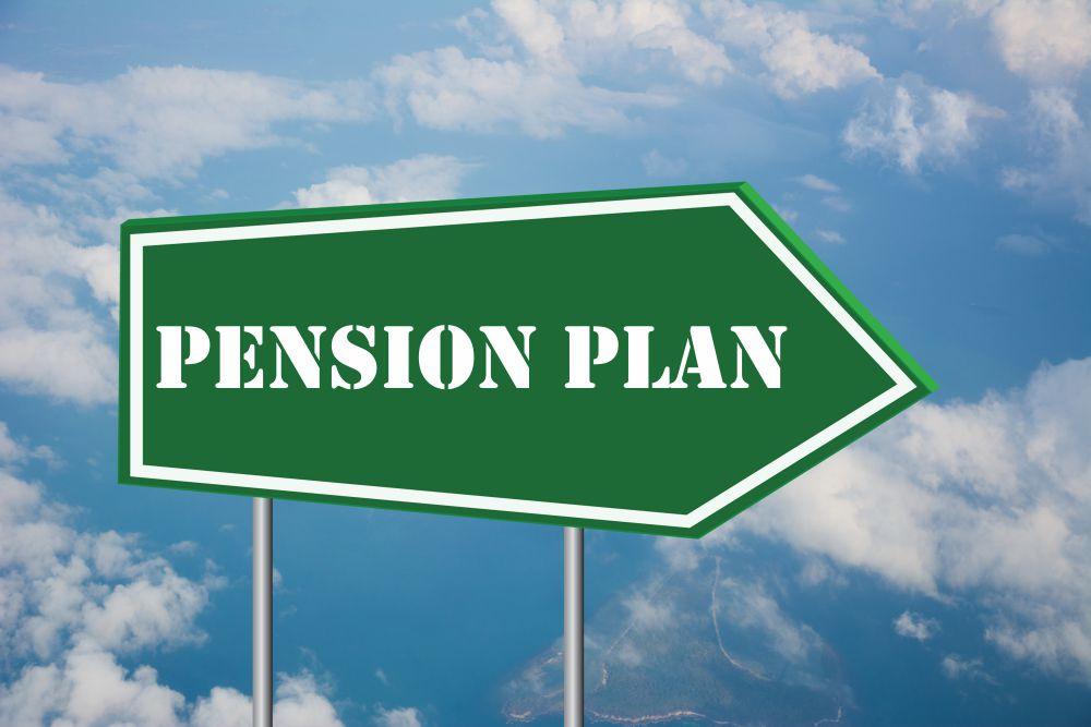 groepsverzekering pensioenplan beeld image